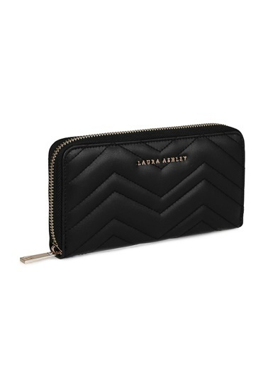 Laura Ashley Clutch / El Çantası Siyah